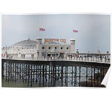 Brighton. Poster