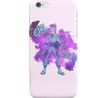 Spacegirl! iPhone Case/Skin
