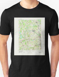 New York NY Baldwinsville 123396 1957 62500 T-Shirt