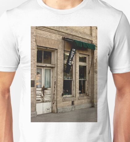 Antique Shop Unisex T-Shirt