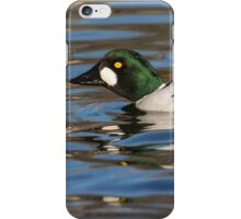 Goldeneye  Duck iPhone Case/Skin