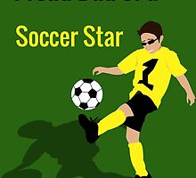Soccer Boy (Dad) by NydiaSRobles