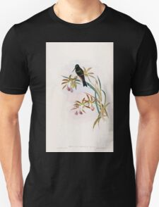 A monograph of the Trochilidæ or family of humming birds by John Gould 1861 V2 214 Ionolaima Frontalis T-Shirt