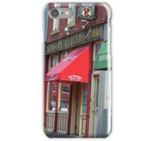 Portland, Maine - Shops iPhone Case/Skin