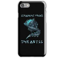 Lagia Straight from the Abyss iPhone Case/Skin