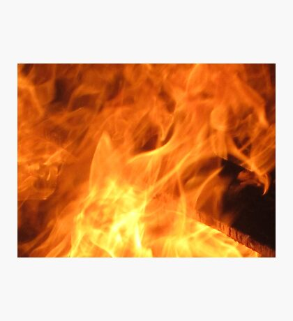 Born from Flames Photographic Print