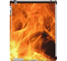 Born from Flames iPad Case/Skin