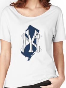 New york Yankees - new jersey fan Women's Relaxed Fit T-Shirt