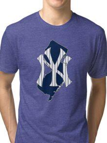 New york Yankees - new jersey fan Tri-blend T-Shirt