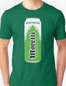 Moretti Green Dragon energy Unisex T-Shirt