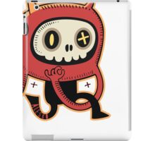 Dead man runner iPad Case/Skin