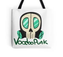Voodoopunk Mask Tote Bag