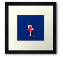 Candy Girl Framed Print