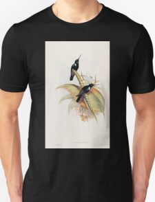 A monograph of the Trochilidæ or family of humming birds by John Gould 1861 V4 226 T-Shirt