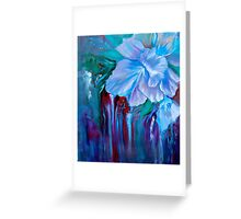 Forest Orchid Greeting Card