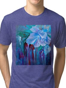 Forest Orchid Tri-blend T-Shirt