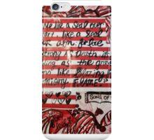 Fiery Love  iPhone Case/Skin