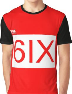 The 6ix Toronto Graphic T-Shirt