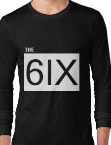 The 6ix Toronto Long Sleeve T-Shirt