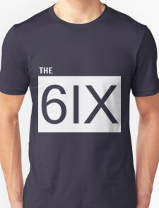 The 6ix Toronto T-Shirt