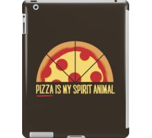 Pizza is My Spirit Animal iPad Case/Skin