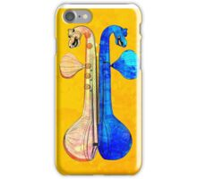 Veena Twins iPhone Case/Skin