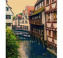 The River Runs Through... Photographic Print