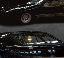 Pantera GT5 S Sticker
