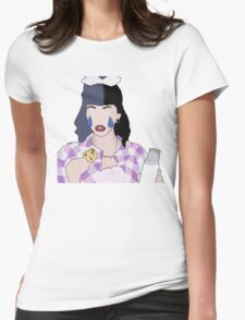 Milk and Cookies Girl T-Shirt