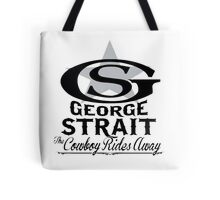 George Strait Tour 2016 Tote Bag