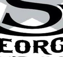 George Strait Tour 2016 Sticker