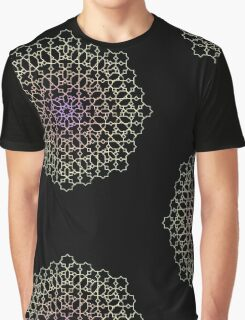 radial circuit board Graphic T-Shirt
