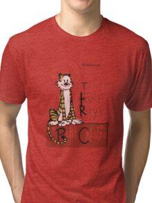 Tigre Raye Tri-blend T-Shirt
