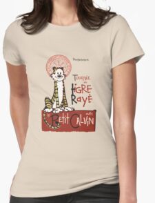 Tigre Raye Womens Fitted T-Shirt