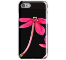 Two of the girls, flowers iPhone Case/Skin