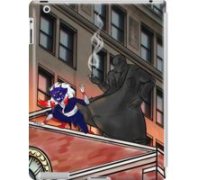 Action Figures #5: Team-Ups iPad Case/Skin