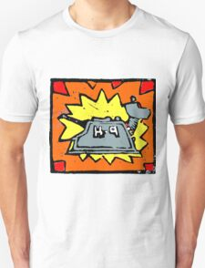 Doctor Who K9 T-Shirt