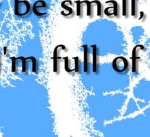 Full of Fight - Preemie Sticker