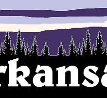 Purple Arkansas by bperky