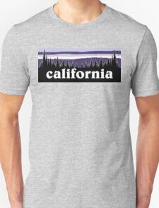 Purple California Unisex T-Shirt