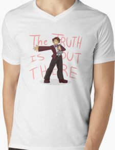 The Truth is Out There! Mens V-Neck T-Shirt