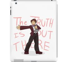 The Truth is Out There! iPad Case/Skin