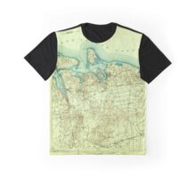 New York NY Northport 144147 1903 62500 Graphic T-Shirt
