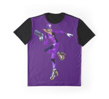 Zero Suit Waluigi Graphic T-Shirt