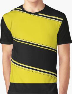 Hufflepuff House Series Graphic T-Shirt