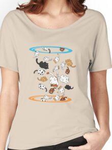 Neko Portals Women's Relaxed Fit T-Shirt