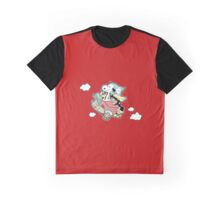 Teresha And Snoopy Graphic T-Shirt