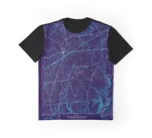 New York NY West Leyden 140176 1947 31680 Inverted Graphic T-Shirt