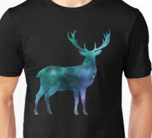 Galaxy Deer Unisex T-Shirt