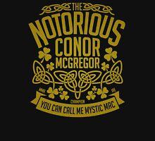 Conor McGregor Crest [GOLD] Unisex T-Shirt
